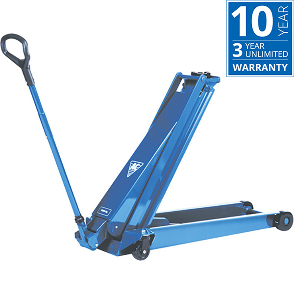 Hydraulic Trolley Jack 5 tonne High Quick Lift min. 140mm