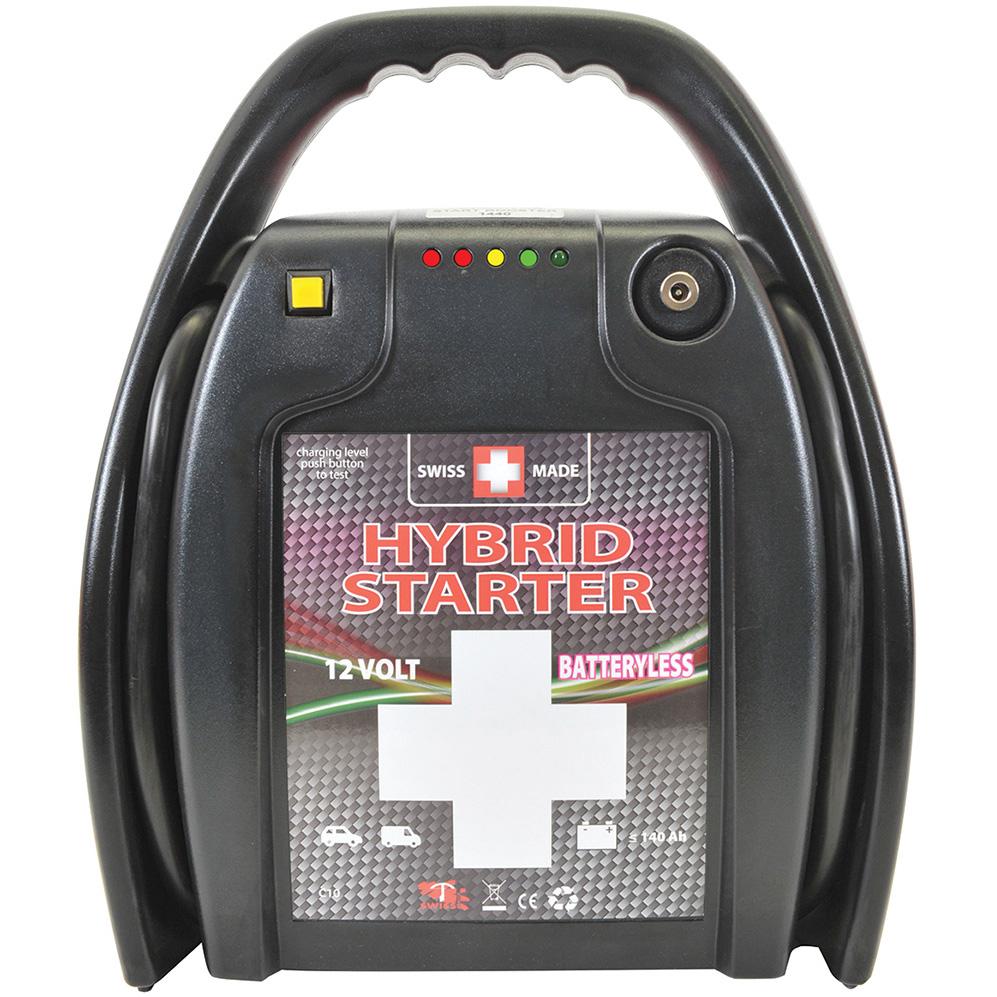 12V Ultra Capacitor Start Booster