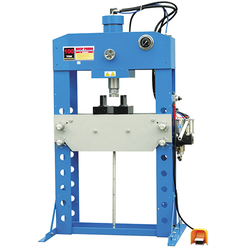 Hydraulic Presses and Filter Crushers