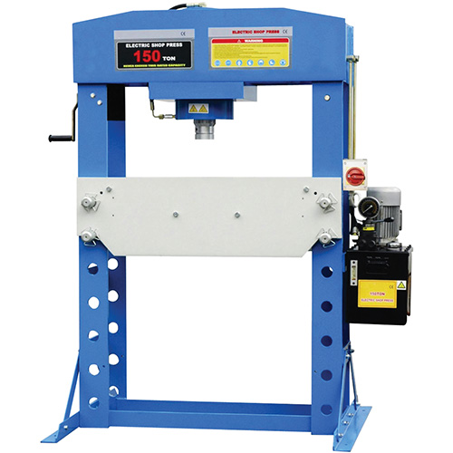 150 Ton Electric Hydraulic Shop Press