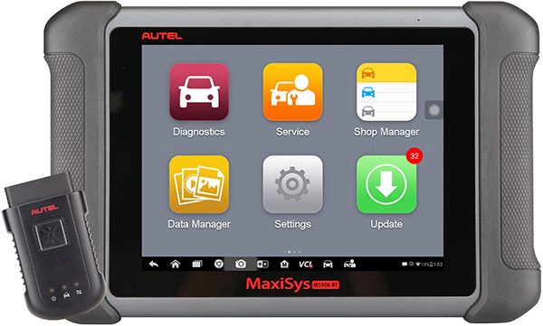 AUTEL MaxiSys Scan Tool MS906 BT