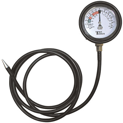 Vacuum gauge greentooth Gallery