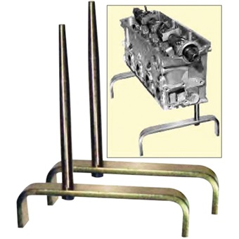 T/&E Tools Cylinder Head Stand 4345 NEW